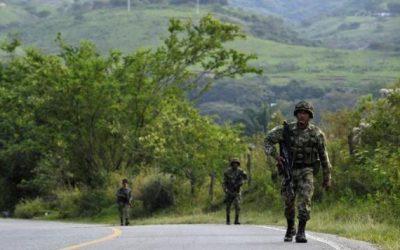 Mueren dos soldados del Ejército en Saravena. Evitaron que guerrilleros del ELN atentaran contra el oleoducto.