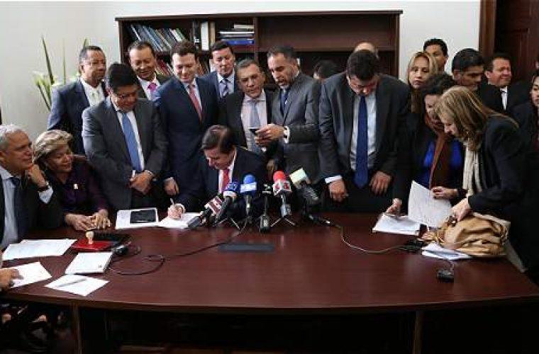 Gobierno aclara condiciones para que opere comisión especial de paz