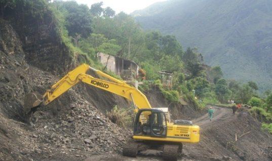 Unos tres días estará cerrada la vía de la Soberanía por derrumbe en el sector de la Lejía, dice INVIAS. Todo dependerá del clima.