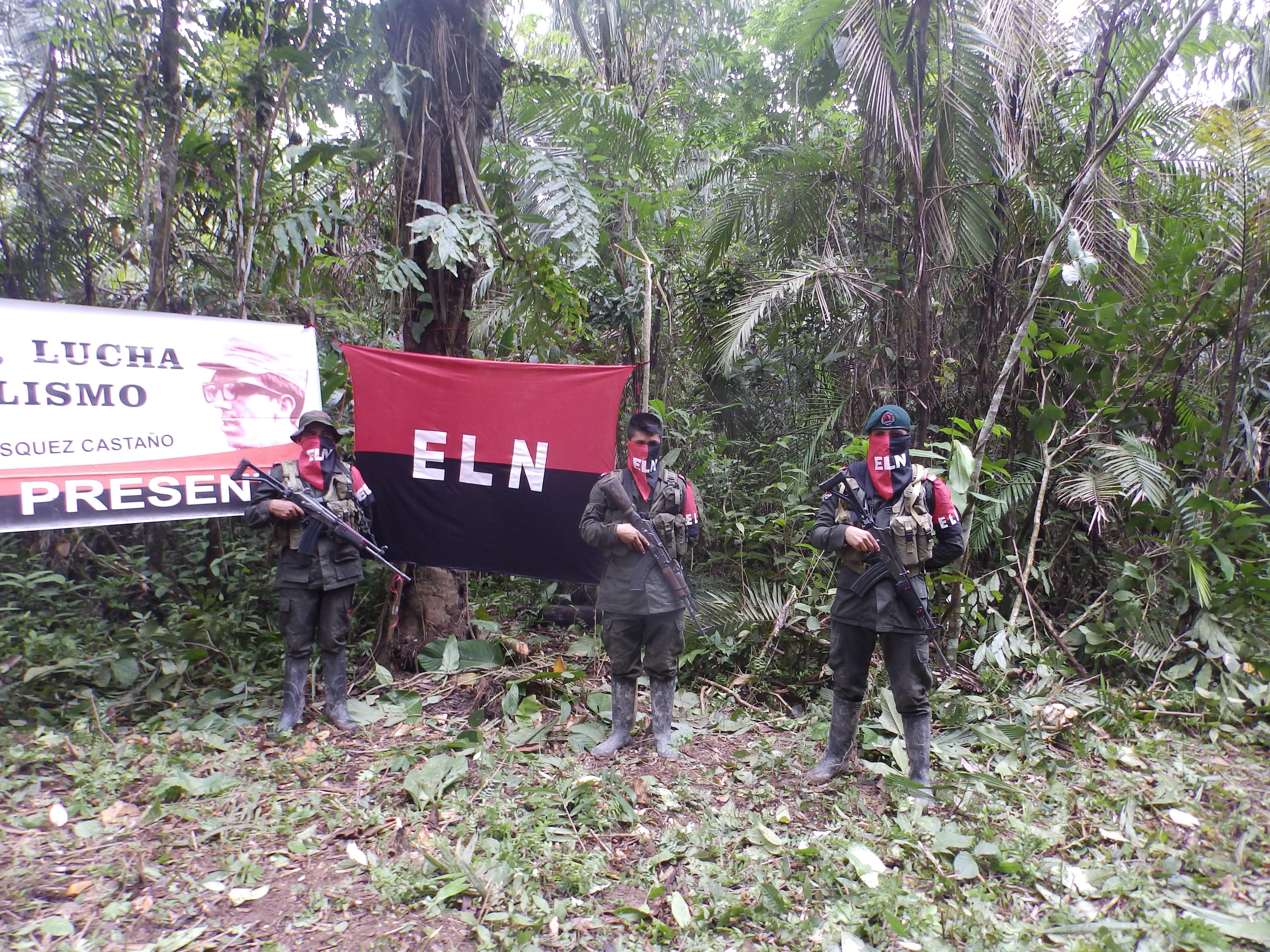 Por Arauca fueron entregados soldados secuestrados por el ELN en Guican, (Boyacá). Caminaron cinco días para llegar a punto de encuentro.