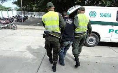 Policía en Arauca capturó a alias 'Gamarra'. Lo acusan del hurto continuo en el sector de El Malecón.