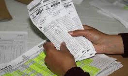 Termino proceso de escrutinios en el departamento de Arauca. Definida lista a la Asamblea. No hubo cambios.
