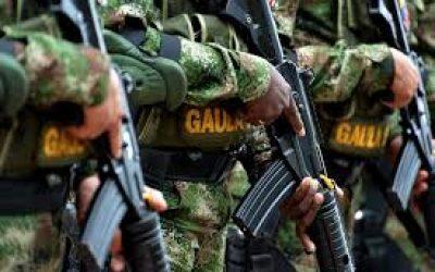 No hay denuncia formal por la desaparición de cultivadora de arroz. Gaula del Ejército, dice que se enteró del caso por familiar.