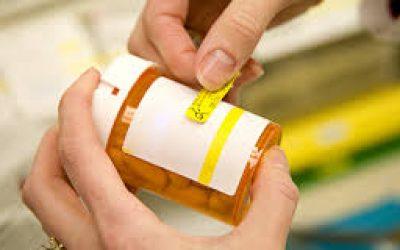 Pilas con medicamentos 'chiviados'. Inescrupulosos los vienen empacando en cajas originales.
