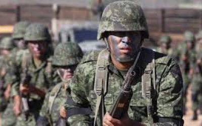 Habrá cambio de mando en la Fuerza de Tarea Quirón. Se va el general Luis Danilo Murcia Caro a dirigir la Octava División.
