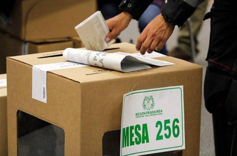"""""""Gobernación y Municipios deberán disponer de recursos para garantizar la logística en elecciones"""", afirmó Delegado de la Registraduria."""