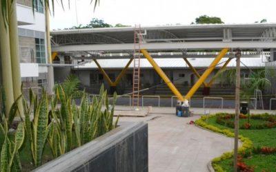 Alcaldía de Arauca le cumple a los araucanos: hoy se inaugurará el remodelado colegio General Santander Primaria. A las cinco de la tarde.
