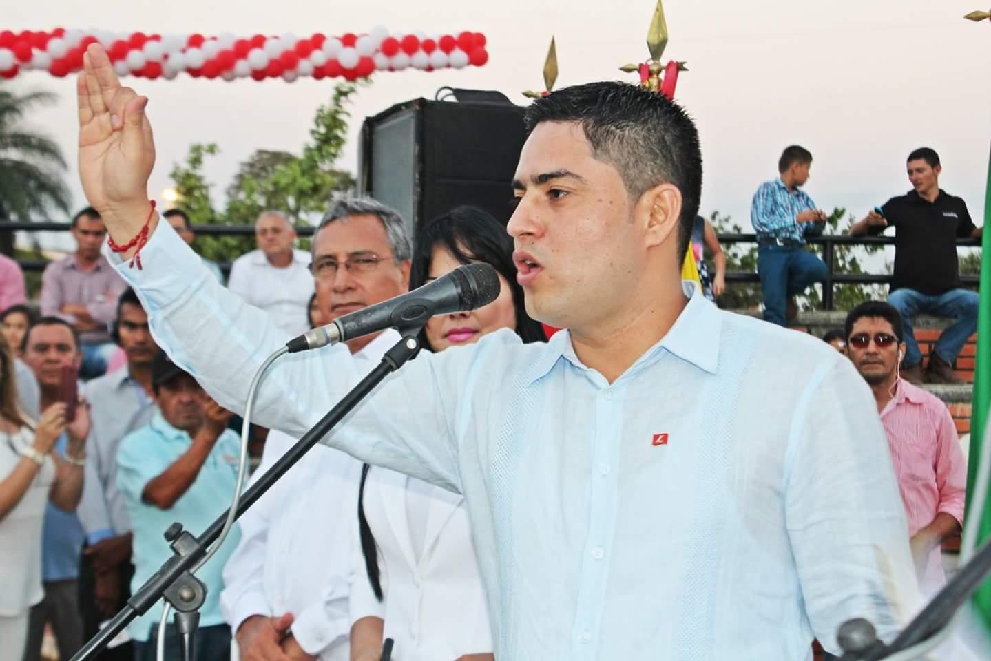 Alcalde de Tame habla de la demanda en su contra