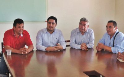 Alcaldes ponen en marcha plan de terminación de la ruta libertadora