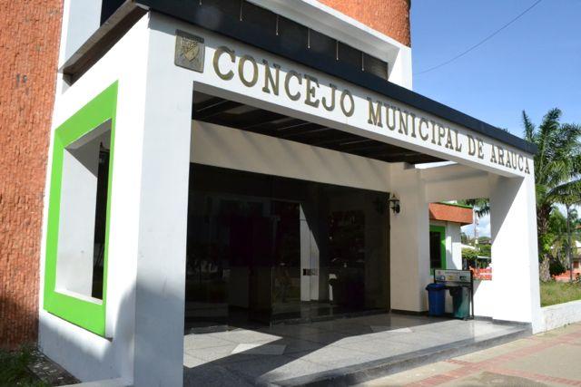 HOY INICIAN SESIONES ORDINARIAS SEMIPRESENCIAL EN EL CONCEJO MUNICIPAL DE ARAUCA