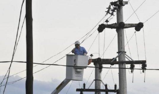 Corte programado dejará sin energía este viernes al municipio de Cravo Norte