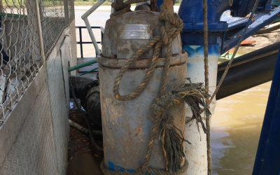 12 horas duro el municipio de Arauca sin agua. Malla de pescar afecto bocatoma