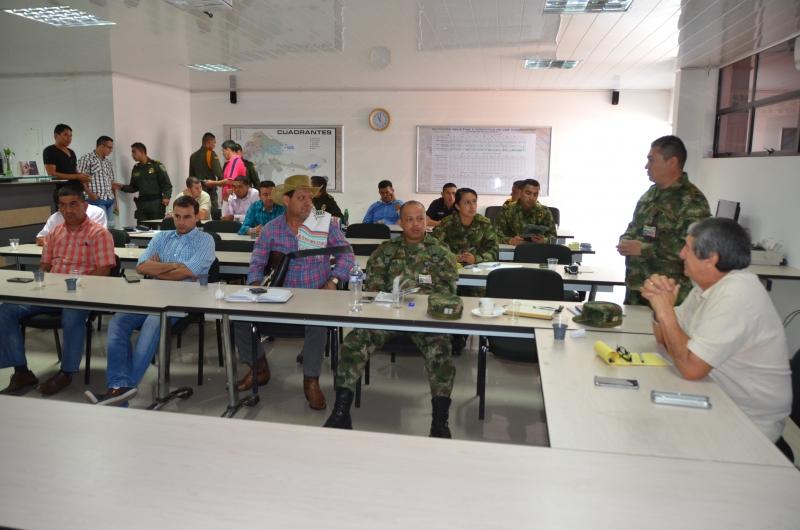 Ganaderos de Arauca, piden más presencia de la Fuerza Pública en la zona rural. Abigeato se ha incrementado
