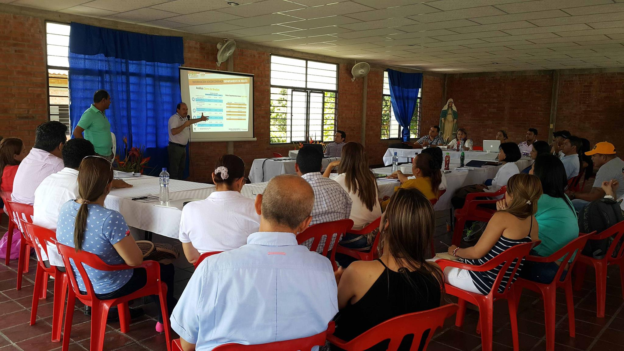 El Gobernador de Arauca avanza en la construcción de su Plan de Desarrollo