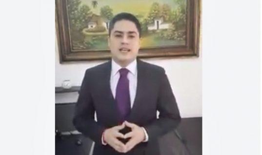 Alcalde de Tame rechazo atentado en contra de Alfredo Guzman
