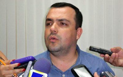Este lunes asume nuevamente la gerencia del hospital San Vicente, Jhoan Giraldo Ballen