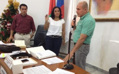 Lourdes Martinez Peroza nueva contralora del departamento de Arauca