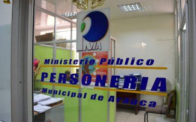El próximo domingo 10 de enero será elegido el Personero del Municipio de Arauca