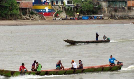 Muere joven por inmersión en aguas del río Arauca