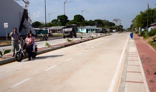 Problemas con vías pavimentadas en Cravo Norte, denuncia veedor