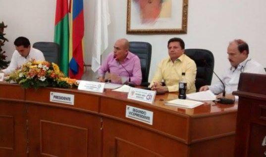 Elección de contralor del departamento fue transparente: Diputado William Cardenas