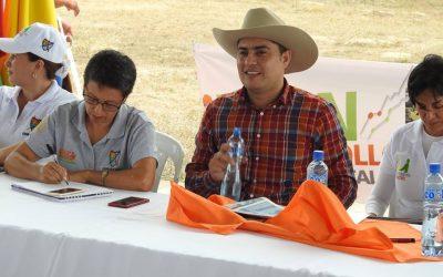 Los alcaldes de Tame, Hernán Darío Camacho y de Fortul, Lenin Pastrana se estrenarán como Delegados ante el OCAD del llano, de acuerdo con la elección hecha esta semana.