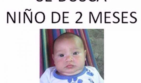 Apareció bebe de dos meses que había sido raptado en Arauquita. Un hombre y una mujer fueron capturados