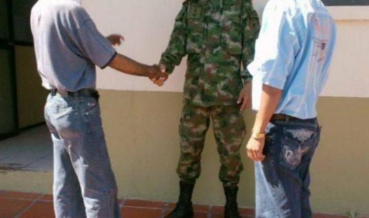 Se desmovilizó presunto integrante de las Farc en Puerto Jordán. Militaba en el Frente Décimo.