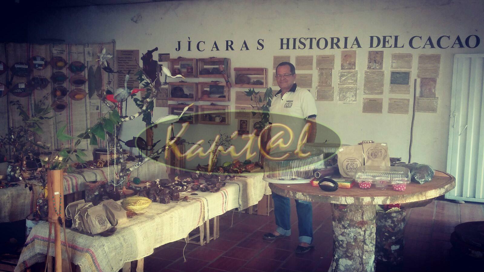 En el Troncal, zona rural de Arauquita  abren museo temático  la ruta del cacao.