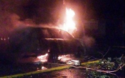 FOTOS: Así quedó la Brigada XVIII en Arauca tras atentado terrorista