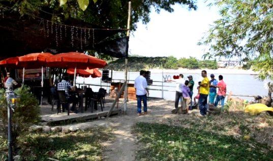 Audio: Relato de persona que grabo video de tiroteo en Arauquita