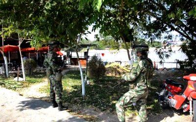 Comisión humanitaria de Defensoría viajó a Arauquita tras incidente en frontera