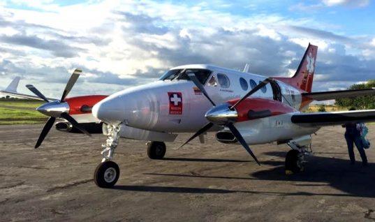 Concejal de Saravena debe aceptar traslado terrestre en ambulancia, dice la Unidad de Salud. ¿Y el avión ambulancia?