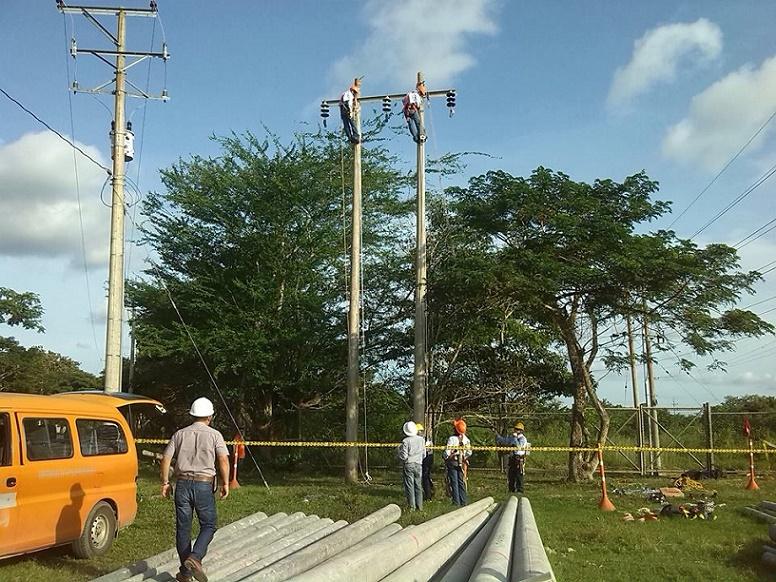 Sin servicio de energía se quedaran hoy sector del barrio Fundadores y la vereda el Caracol