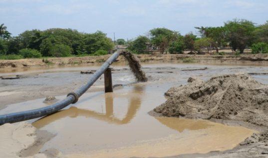 En los próximos meses entraría a funcionar draga en Arauca