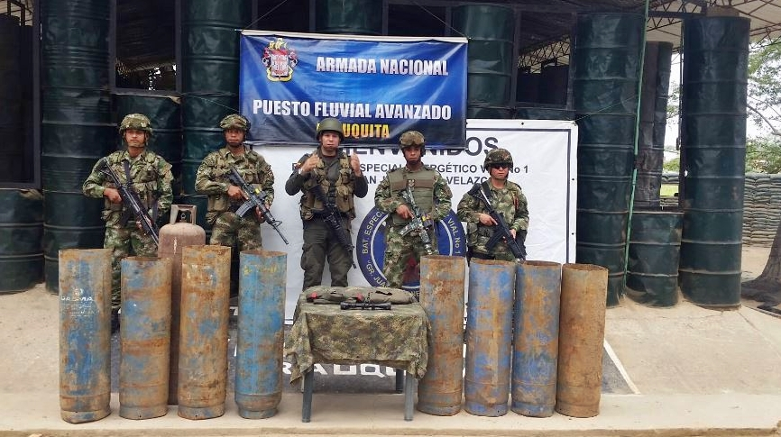 Autoridades se mantienen alerta ante acciones del Eln en el departamento de Arauca