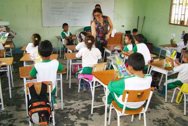 Instituciones Educativas del departamento reanudan hoy sus clases sin ningún contratiempo