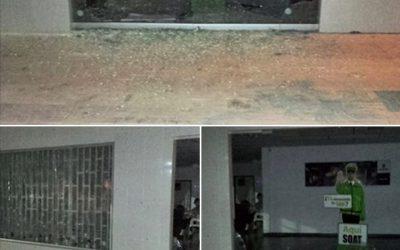 Inicia paro armado del Eln en Arauca. Una explosión en Saravena y otra en Puerto Rondón es el reporte hasta el momento