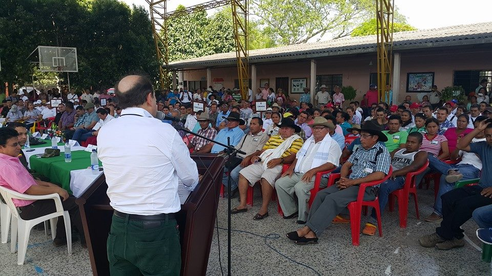 Concertación del Plan de Desarrollo de la Gobernación se suspendió por paro armado del ELN
