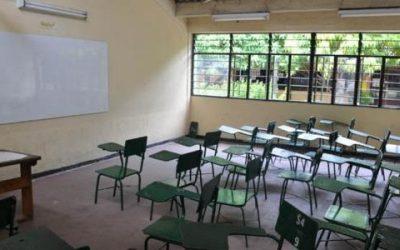 Estudiantes de colegios públicos y privados no tendrán clases los días lunes y martes