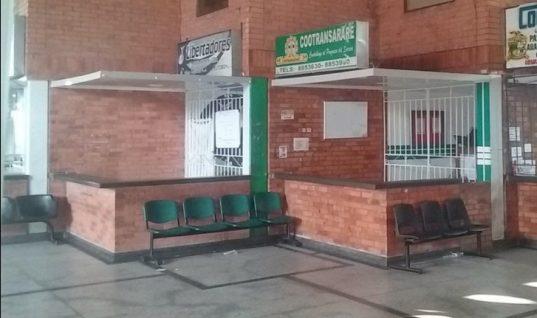 No hay transporte en todo el departamento de Arauca. Paro armado del Eln mantiene zozobra