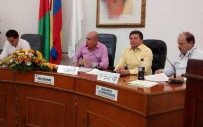 Diputados acompañaran gira de formulación del plan de desarrollo del departamento en los municipios
