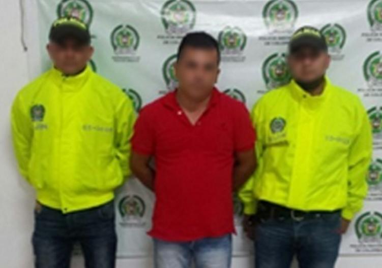 Capturado cabecilla de milicias del Frente 'Domingo Laín' del Eln