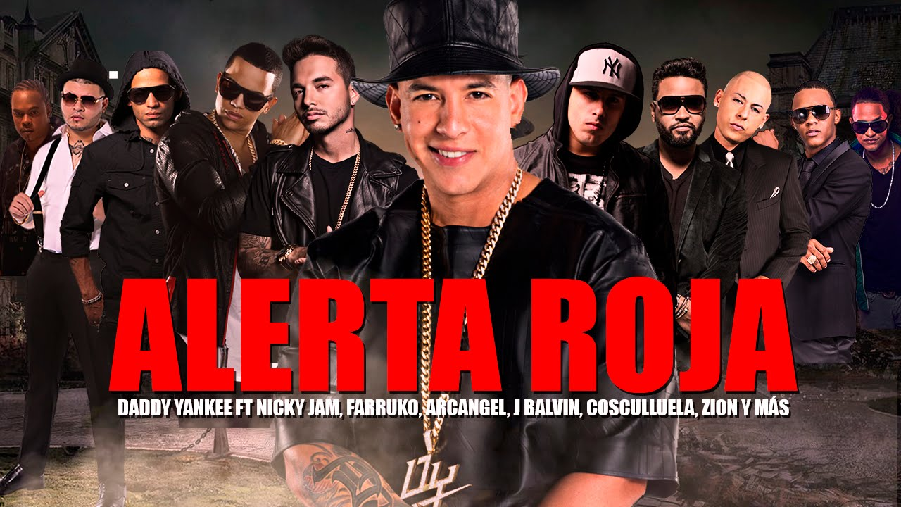 Con «Alerta Roja» celebra su cumpleaños Daddy Yankee
