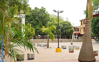 Malos olores en el parque Caldas y puente Córdoba son insoportables denuncia la comunidad