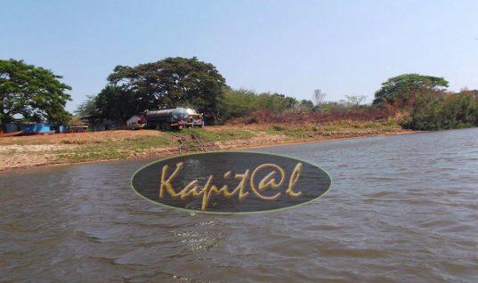 Corporinoquia no debería permitir extracción de agua del río Cravo para obras. Los contratistas deben comprar el líquido a empresa de servicios.