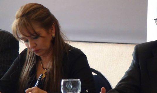 Mercedes Rincón designada Alcaldesa del municipio de Arauca. Gobernador lo hizo mediante decreto 258 de 2016.