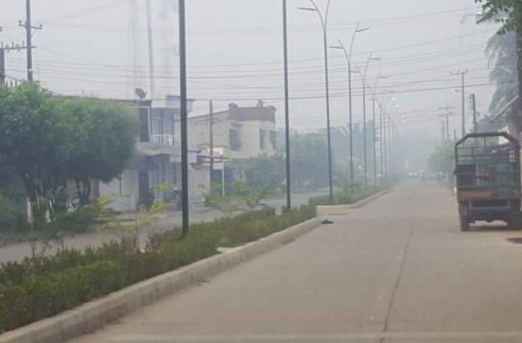 Decretado estado de emergencia ambiental en Arauquita por aumento de  quemas e incendios forestales en el área rural.