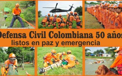 La Defensa Civil de cumpleaños. Este 31 de marzo cumplirá 50 años. Voluntarios serán condecorados.