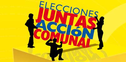 Este 24 de abril 786 Juntas de Acción Comunal del Departamento, participarán en la elección de sus integrantes.